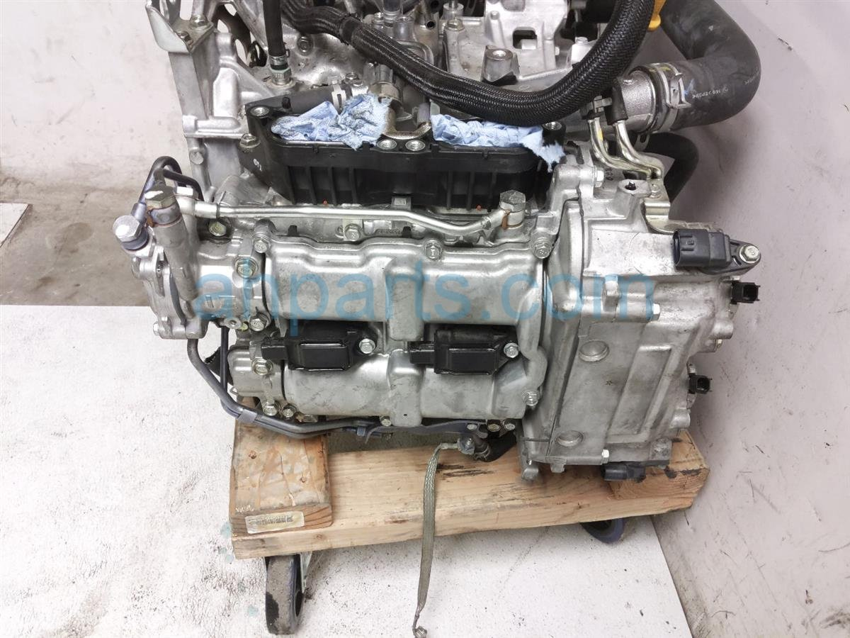 2017 Subaru Forester Motor 2.0l Engine Longblock 10100CC130 Replacement