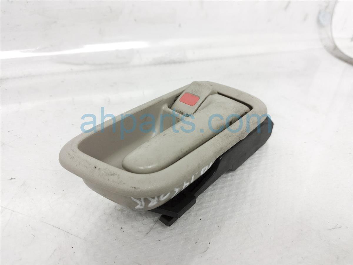 2007 Toyota Highlander Interior Rear Passenger Inside Door Handle 69277 30150 A0 Replacement