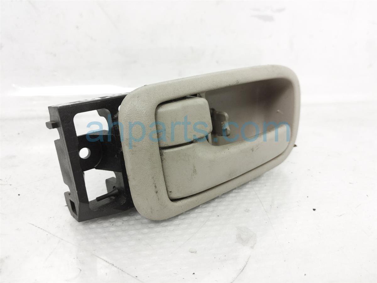 2007 Toyota Highlander Inside / Rear Driver Interior Door Handle 69278 30080 A0 Replacement
