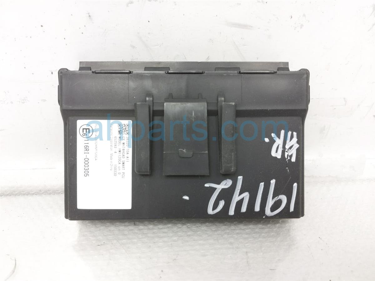 2015 Honda CR V Smart Power Control Unit Computer 38320 TOA A11 Replacement