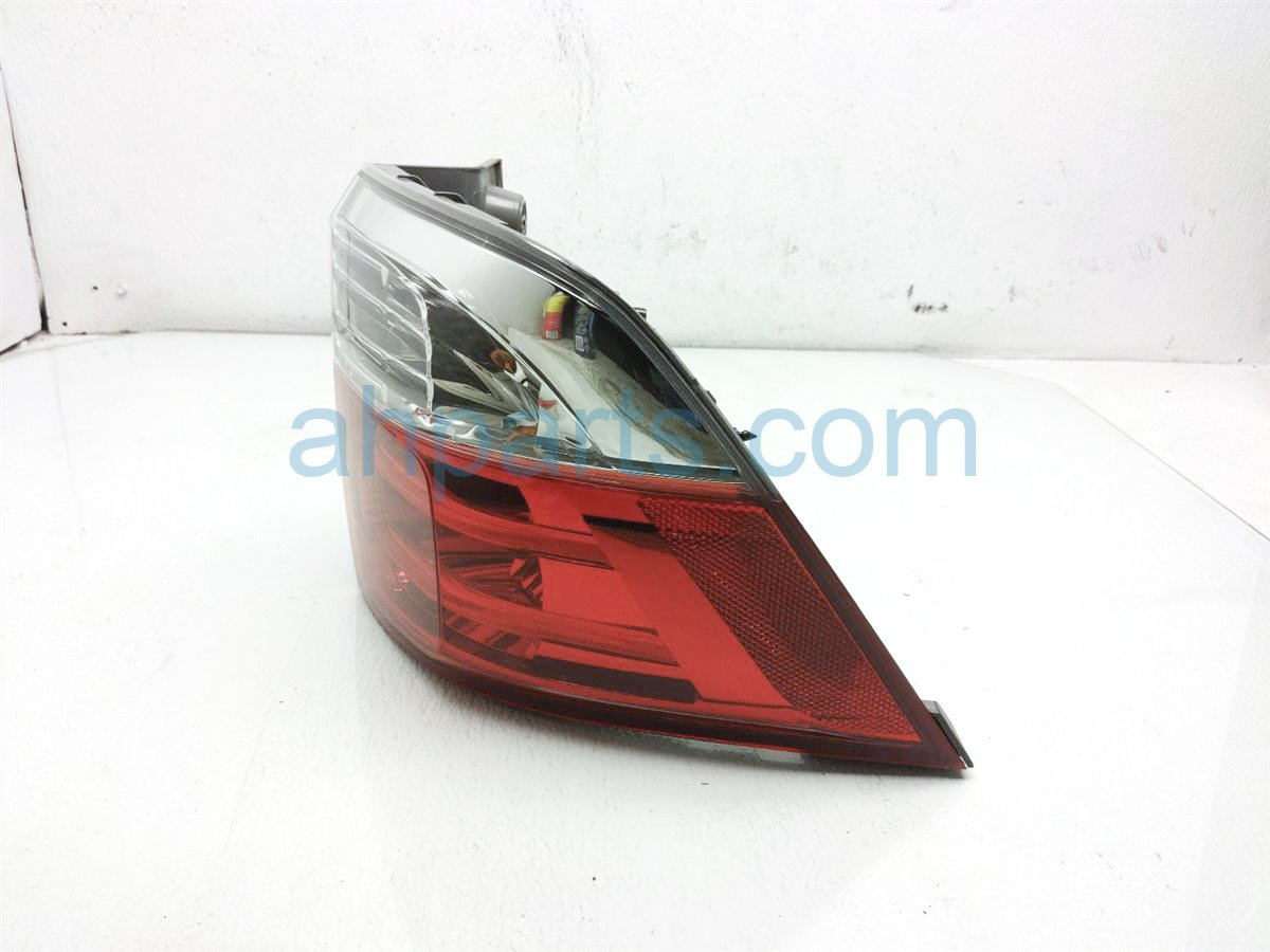 2015 Honda Odyssey Rear Driver Tail Lamp   Light On Body   33550 TK8 A11 Replacement