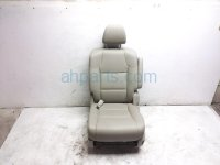 $250 Honda 2ND ROW LH SEAT - TAN LEATHER