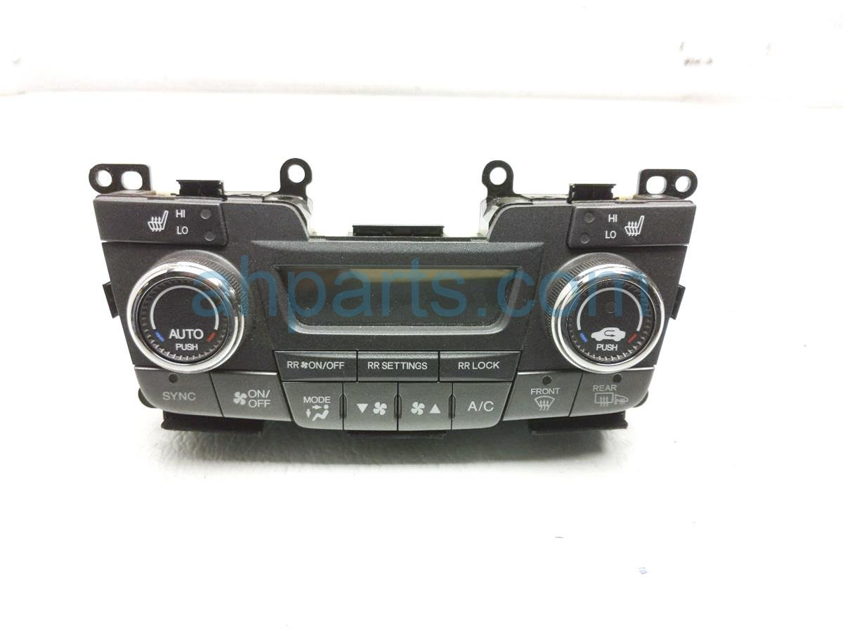 2015 Honda Odyssey Temperature Climate Heater/ac Control(on Dash)   79600TK8A930M1 Replacement