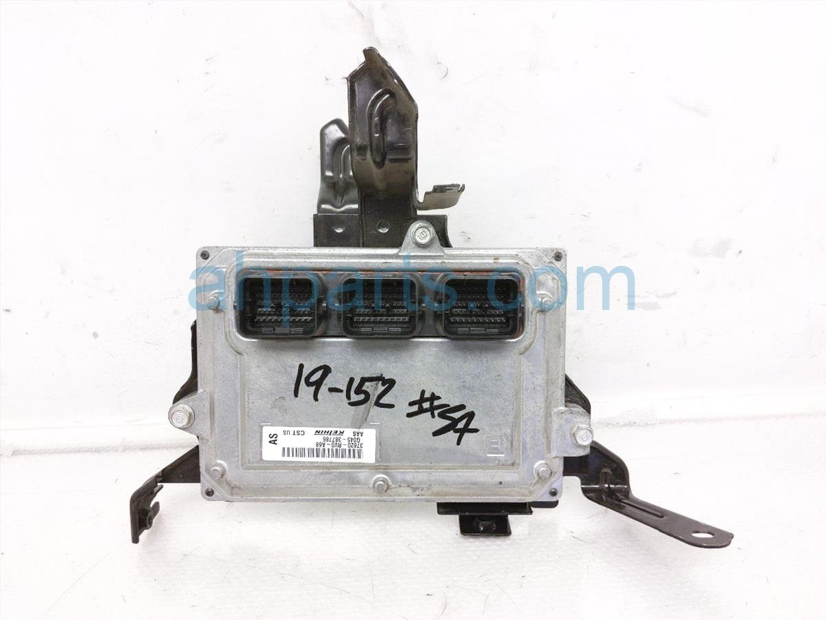 2015 Honda Odyssey Ecu / Computer Engine Control Module 37820 RV0 A68 Replacement