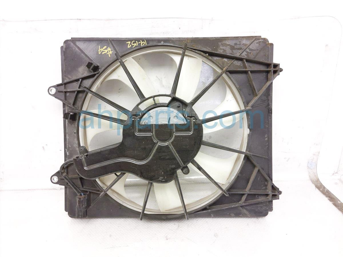 2015 Honda Odyssey Cooling Ac Condenser Fan Assembly   38616 RV0 A01 Replacement