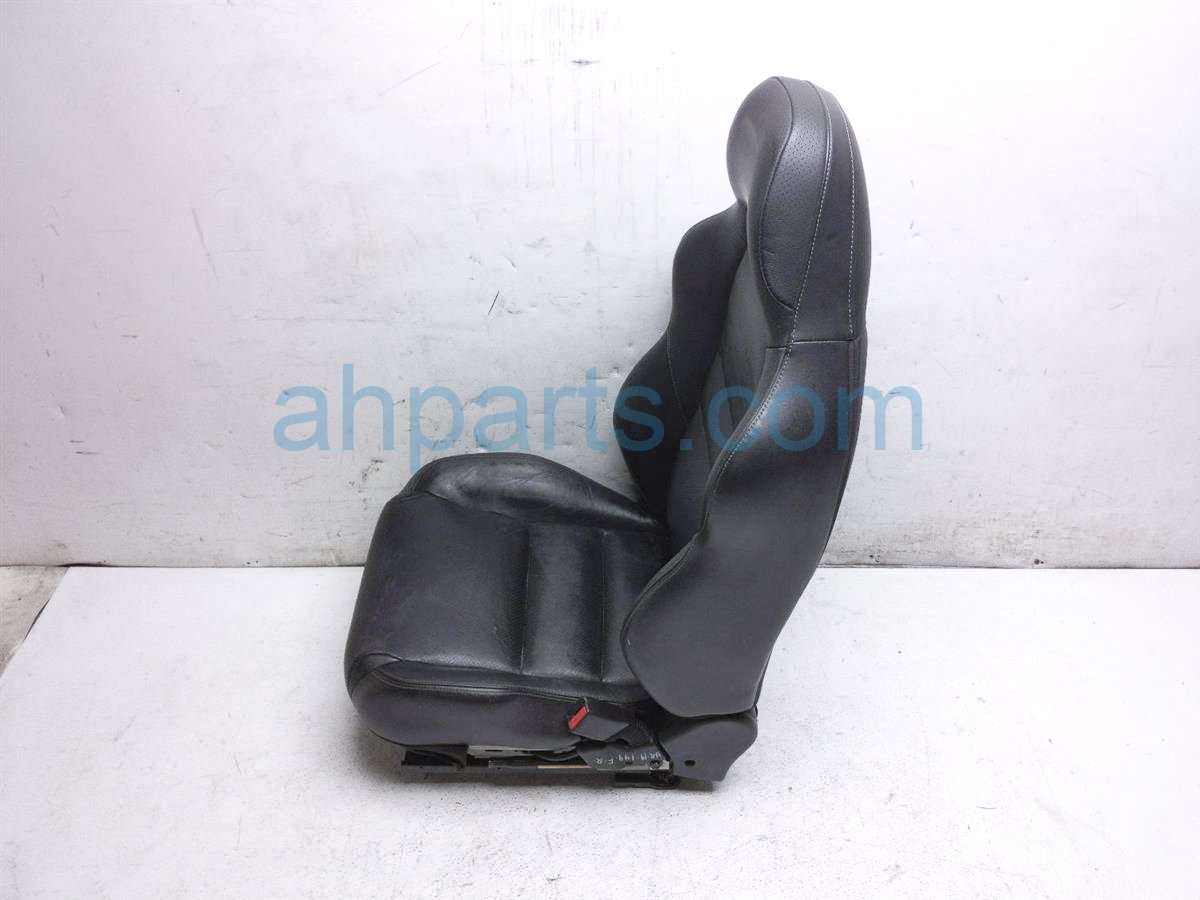 2005 Acura RSX Front Passenger Seat   Black 81121 S6M A12ZA Replacement