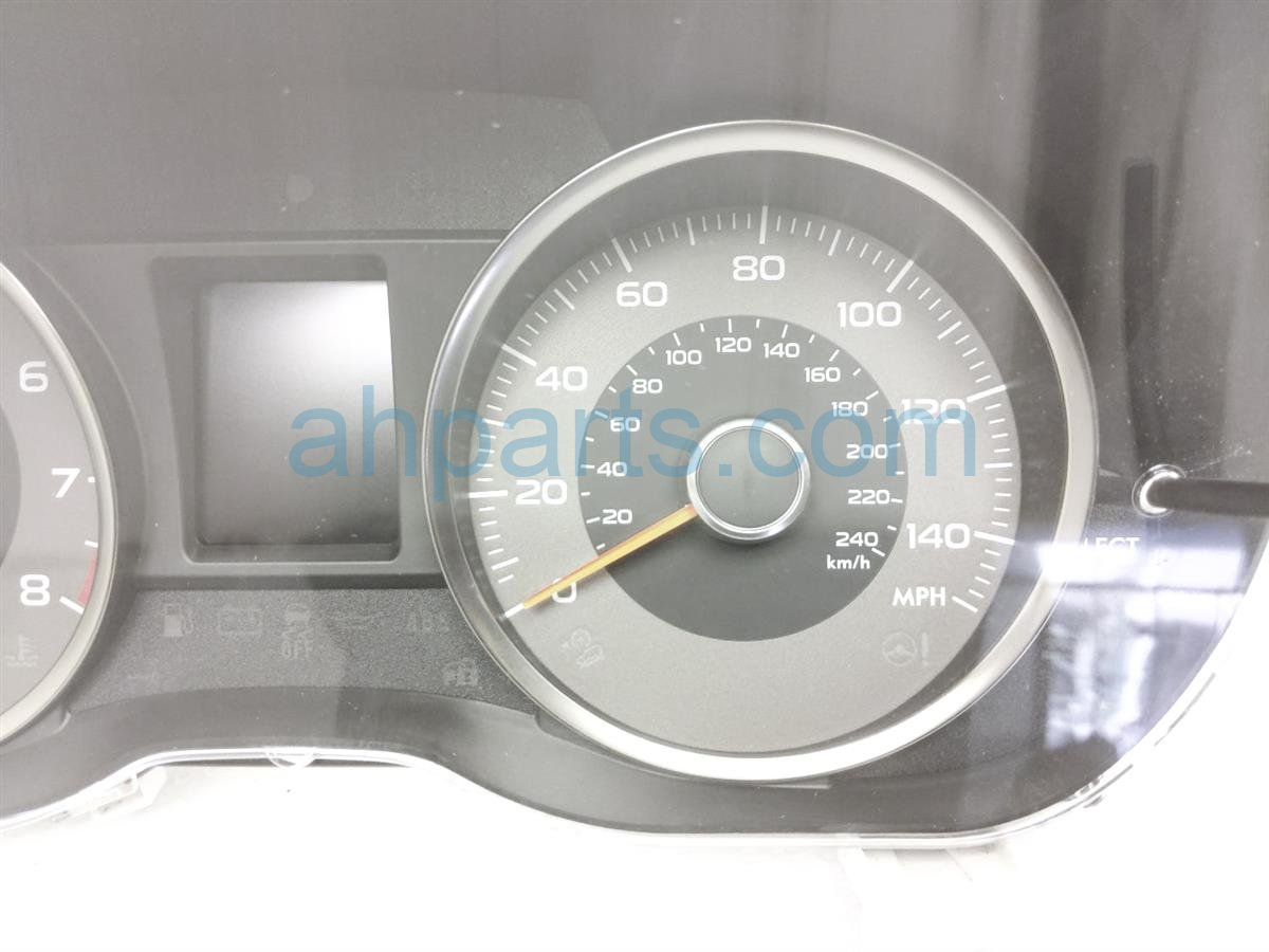 2017 Subaru Forester Instrument Gauge Speedometer/cluster Assy 85001SG120 Replacement