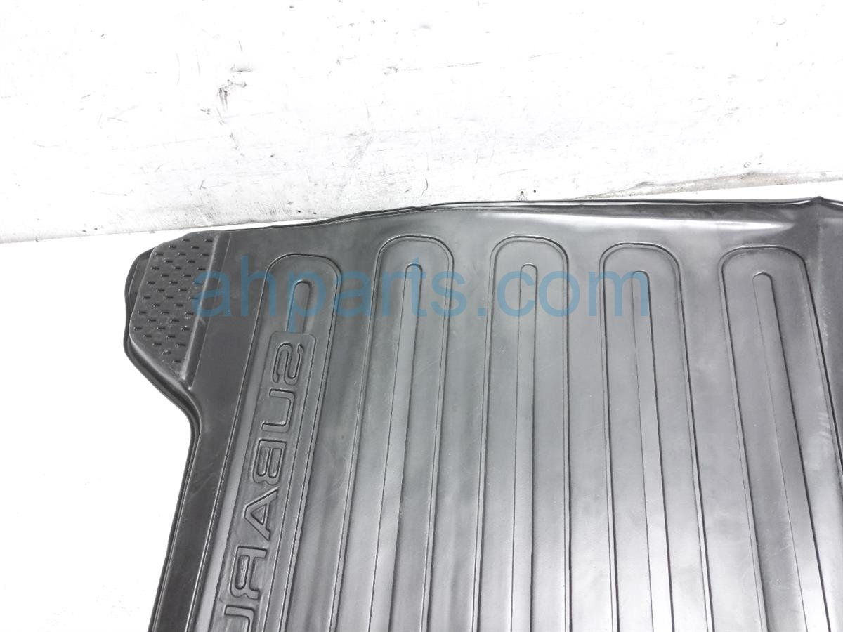 2014 Subaru Xv Crosstrek Rubber Cargo Trunk Mat J501SFJ800 Replacement