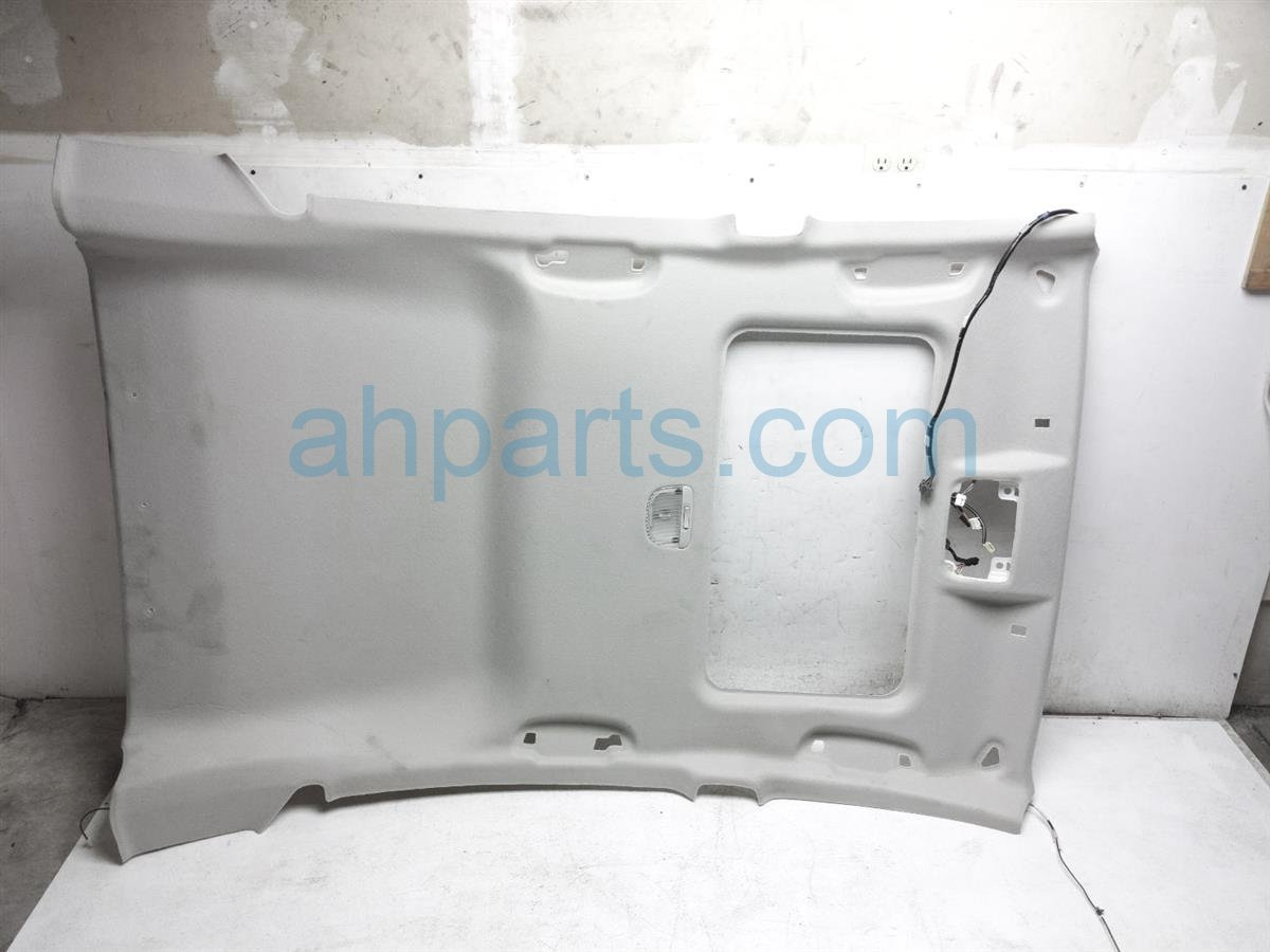 2014 Subaru Xv Crosstrek Roof Headliner   Grey 94426FJ011ME Replacement
