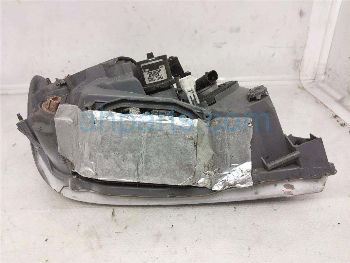 2003 Lexus Is300 Headlight Driver Head Light / Lamp   Foggy Lens 81150 53040 Replacement