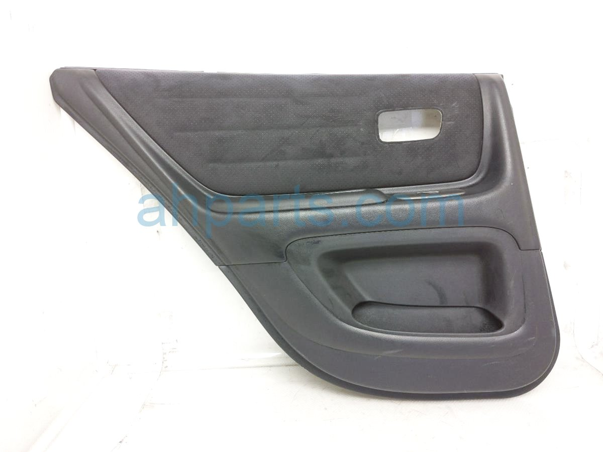 2003 Lexus Is300 Rear Driver Door Panel (trim Liner)   Black 6764053070C0 Replacement