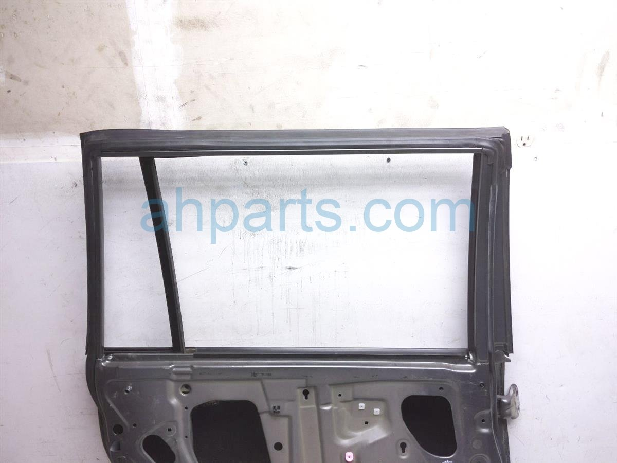 2007 Honda Pilot Rear Driver Door   Gray 67550 S9V A91ZZ Replacement