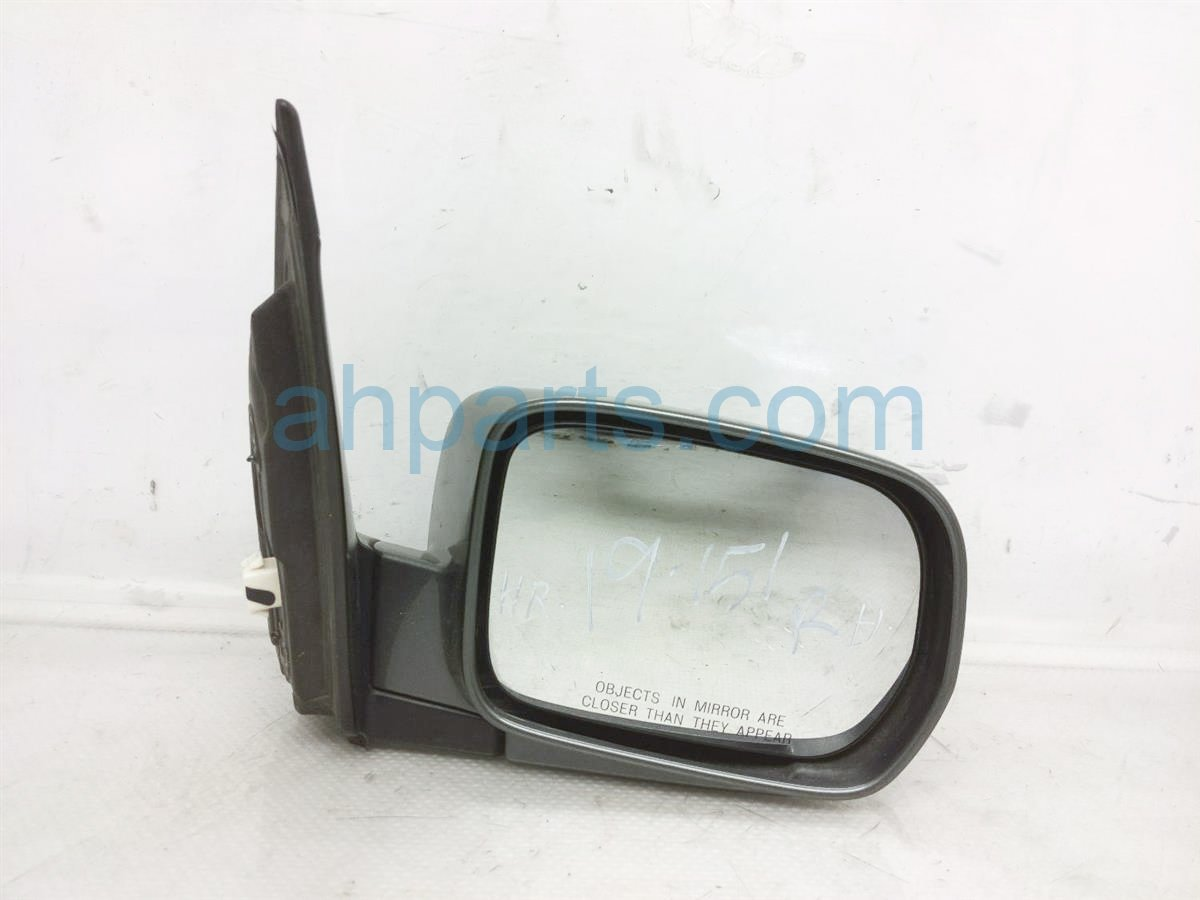 2007 Honda Pilot Passenger Side Rear View Mirror   Gray 76200 S9V C11ZS Replacement