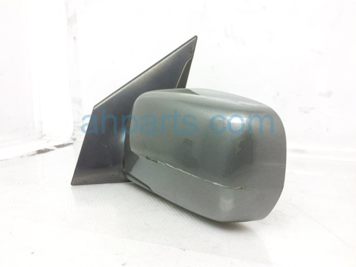 2007 Honda Pilot Driver Side Rear View Mirror   Gray 76250 S9V C11ZS Replacement