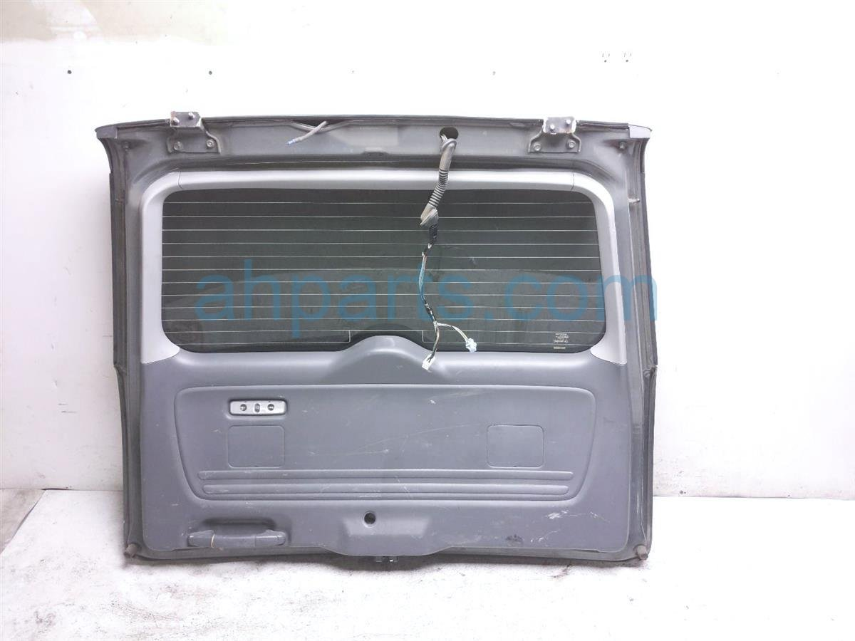2007 Honda Pilot Deck / Lid Rear Liftgate Door Trunk Hatch   Gry 68100 S9V A80ZZ Replacement