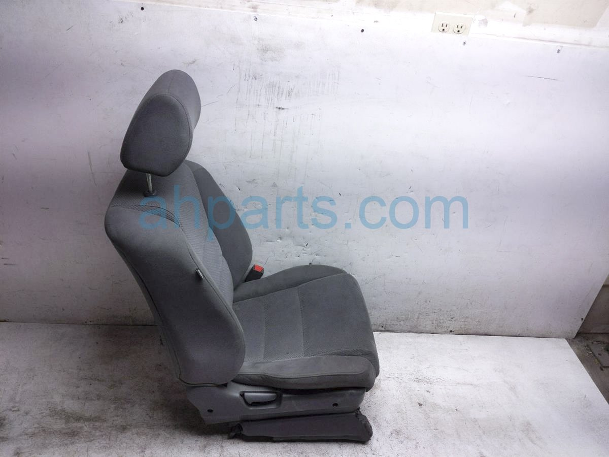 2007 Honda Pilot Front Passenger Seat   Gray Cloth 04811 S9V A21ZB Replacement