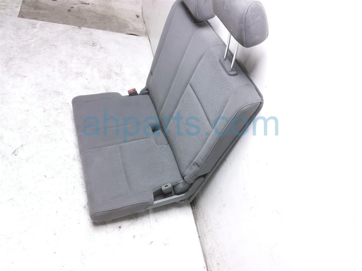 2007 Honda Pilot Rear / Back (3rd Row) 3rd Row Driver Seat   Gray Cloth 82521 S9V A22ZB Replacement