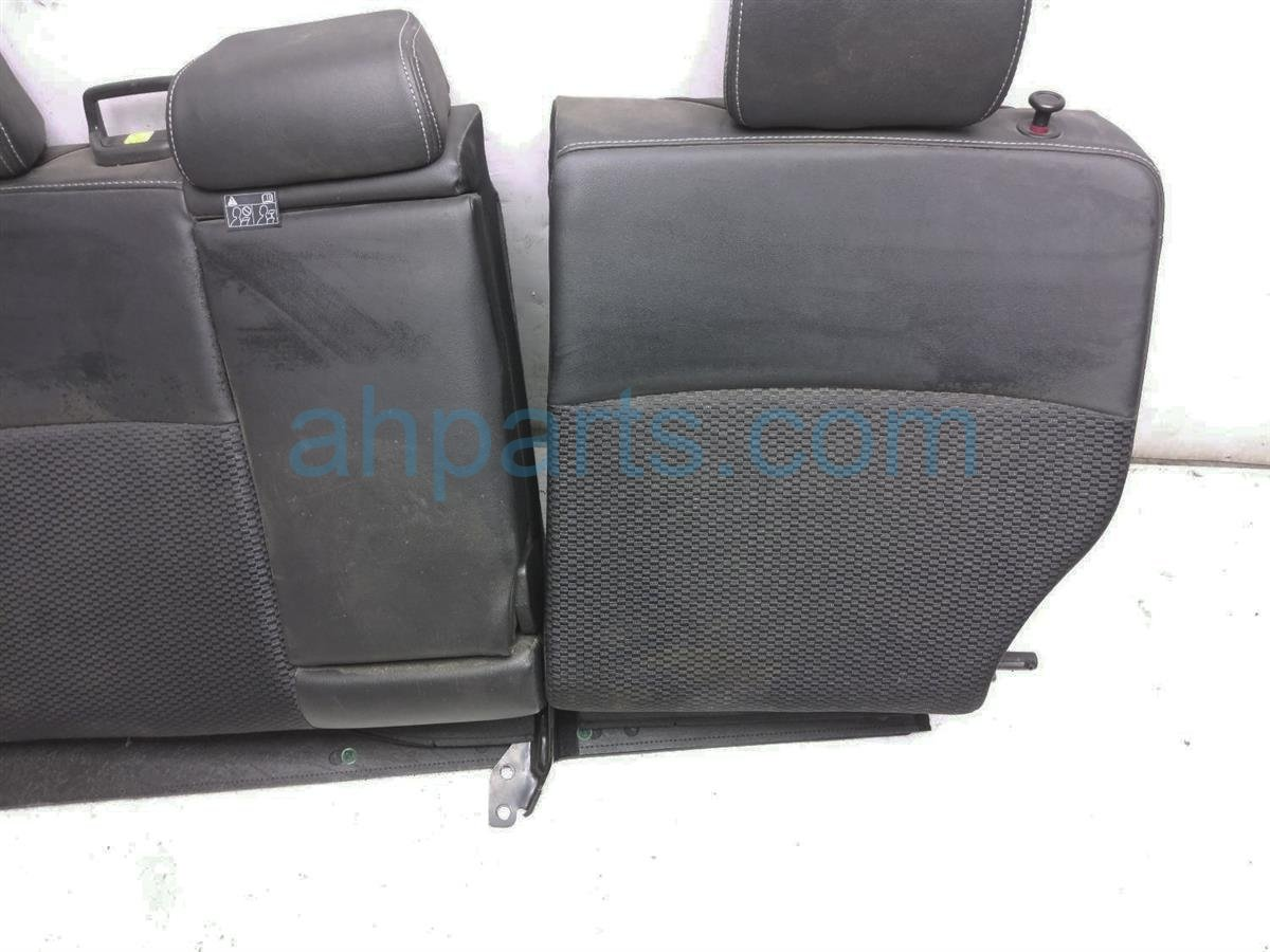 2017 Subaru Forester Back (2nd Row) Rear Passenger & Driver Seat Upper Portion Black 64350SG440VH Replacement