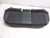 Subaru REAR SEAT LOWER PORTION BLACK