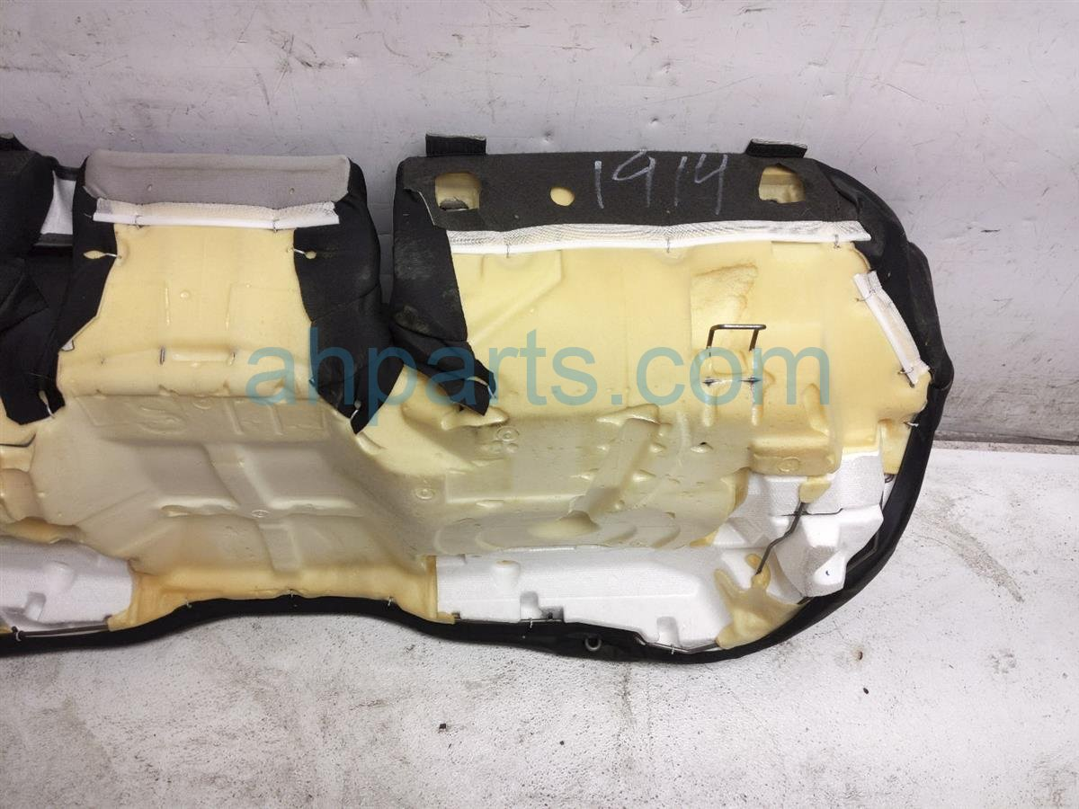 2017 Subaru Forester Back (2nd Row) Rear Seat Lower Portion Black 64340SG210VH Replacement