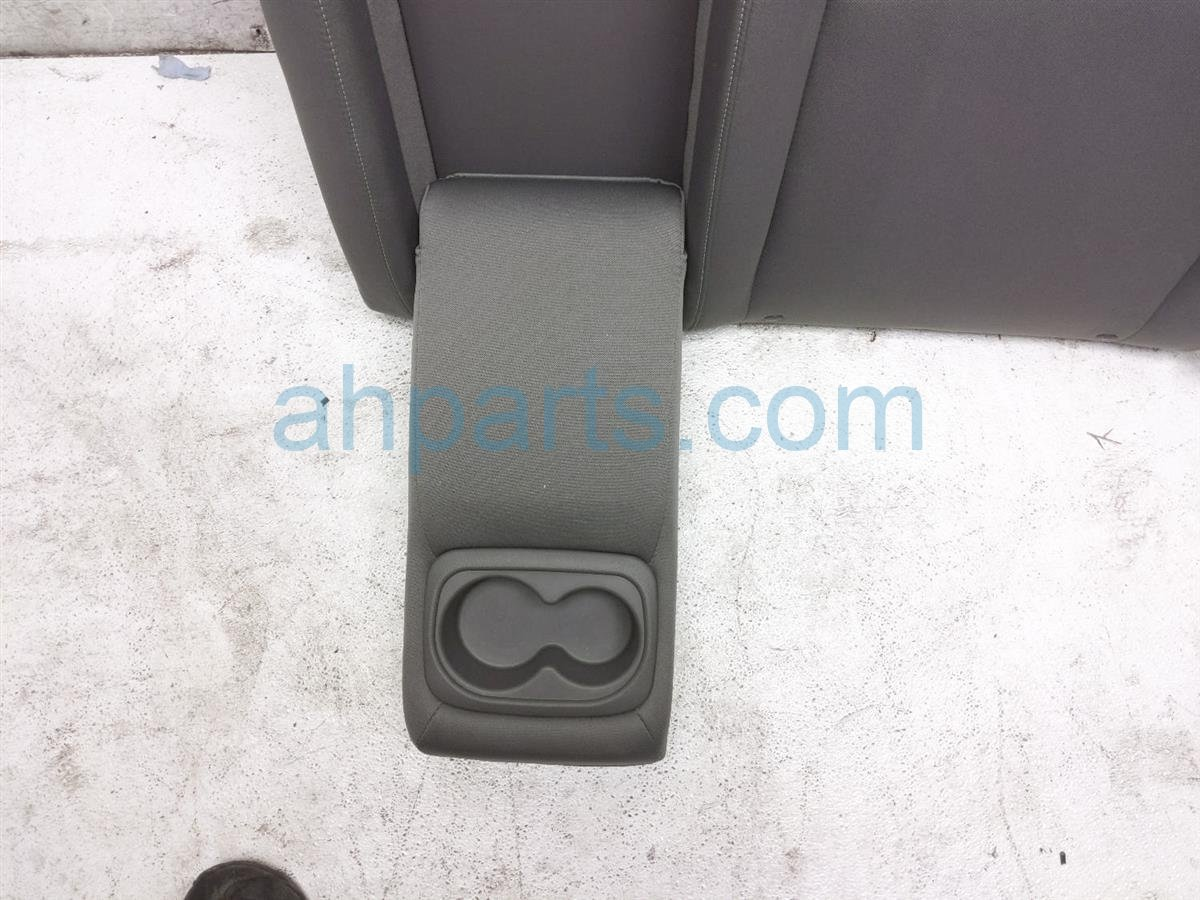 2016 Honda Civic Back (2nd Row) Rear Driver Seat Upper Portion   Gray 82521 TBA A41ZC Replacement