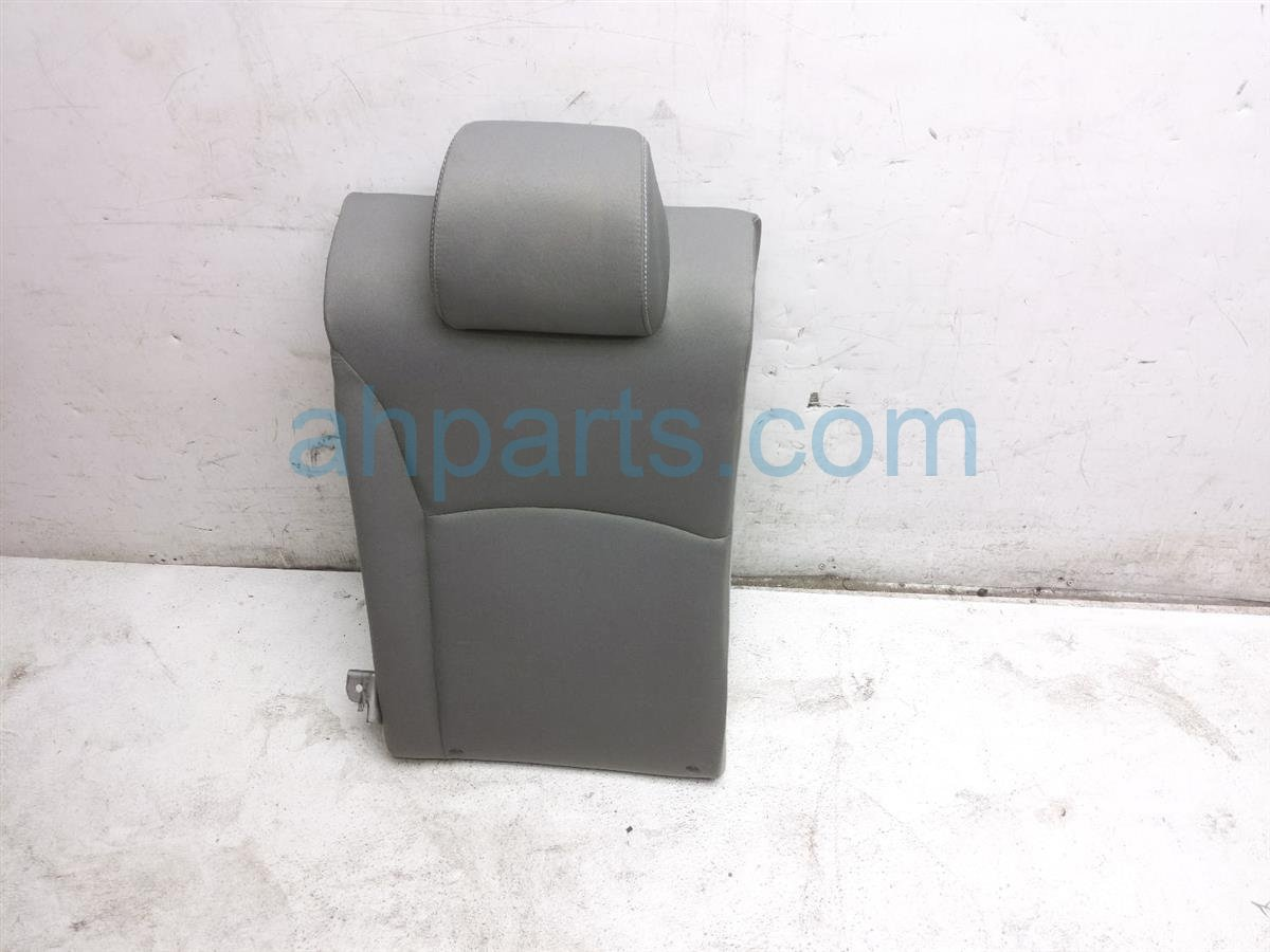 2016 Honda Civic Back (2nd Row) Rear Passenger Seat Upper Portion   Gray 82121 TBA A41ZC Replacement
