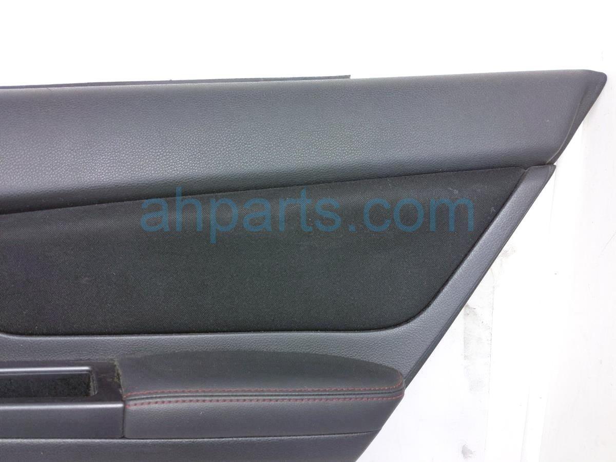 2015 Subaru WRX Rear Passenger Door Panel (trim Liner) 94222VA420VH Replacement