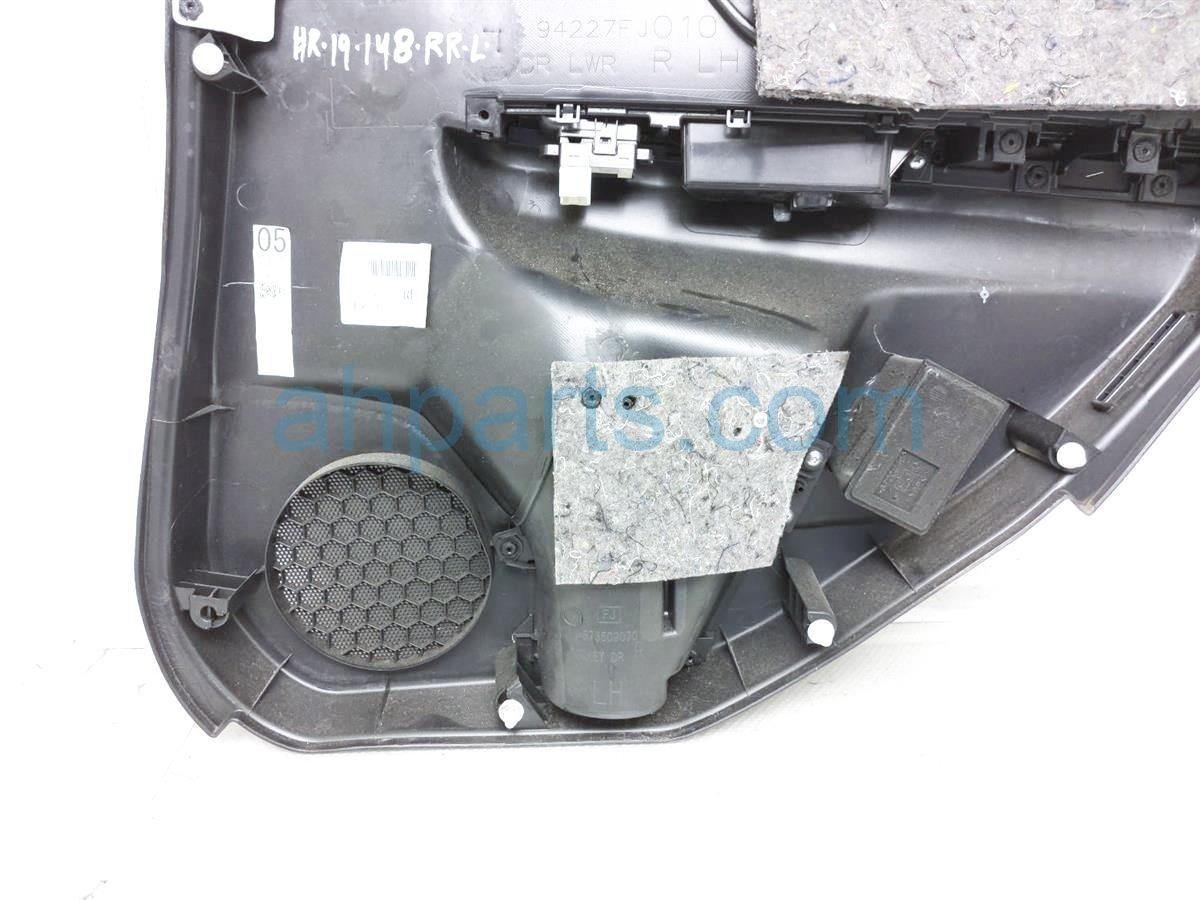 2015 Subaru WRX Rear Driver Door Panel (trim Liner) 94222VA430VH Replacement