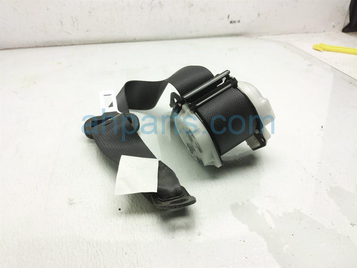 2015 Subaru WRX Rear 2nd Row Driver Seat Belt   Black 64660FJ030VI Replacement