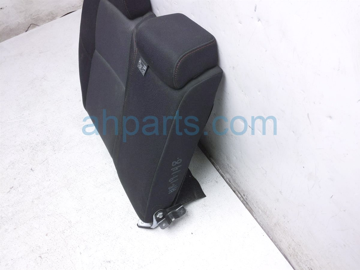 2015 Subaru WRX Back (2nd Row) Rear Passenger Seat Top Portion 64350VA000VH Replacement