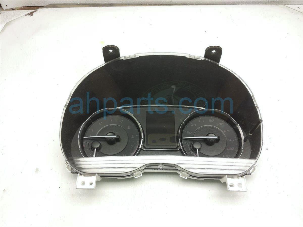 2015 Subaru WRX Gauge Speedometer Instrument Cluster 85000VA020 Replacement