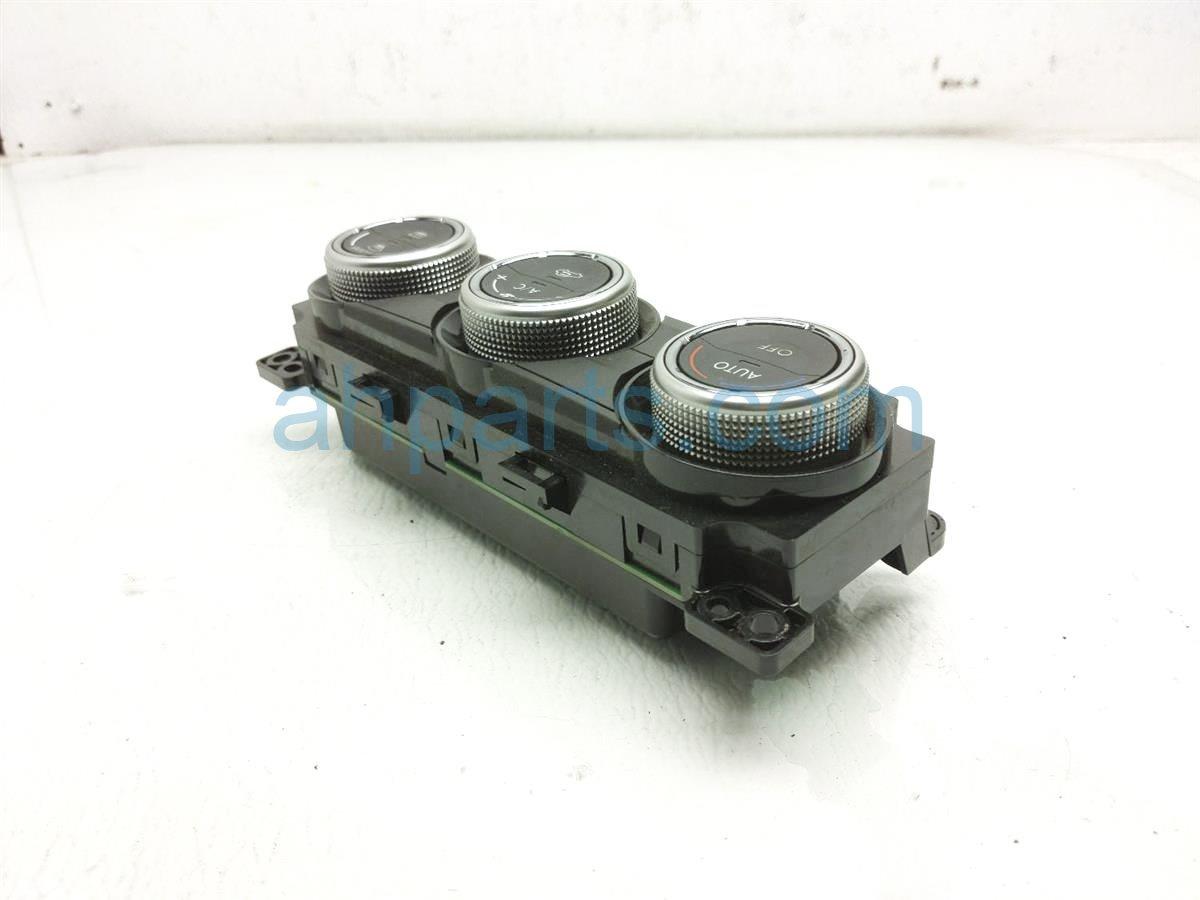 2015 Subaru WRX Temperature Climate Heater/ac Control(on Dash)   72311VA041 Replacement