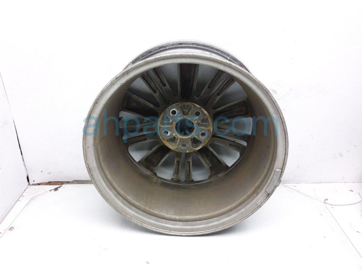 2015 Subaru WRX Rear Driver Wheel/rim   Gray 17