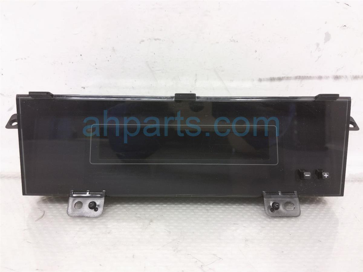 2014 Subaru Xv Crosstrek Info Display Screen 85261FJ071 Replacement