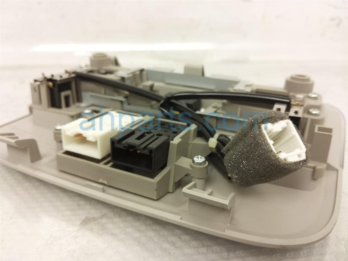 2014 Subaru Xv Crosstrek Map Light / Roof Console   Tan 84621FJ010ME Replacement