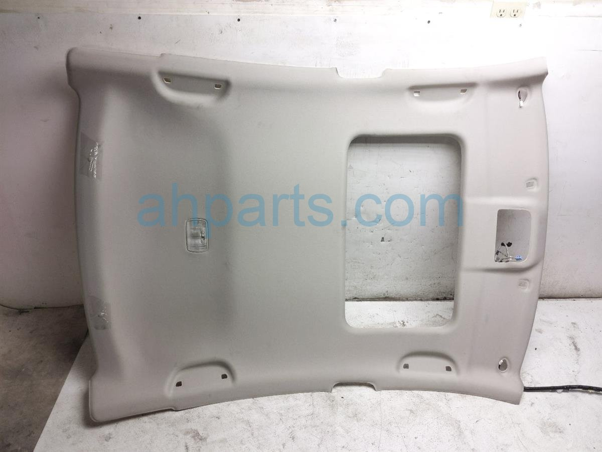 2016 Honda Civic Headliner / Roof Lining   Gray 83200 TBA A42ZA Replacement