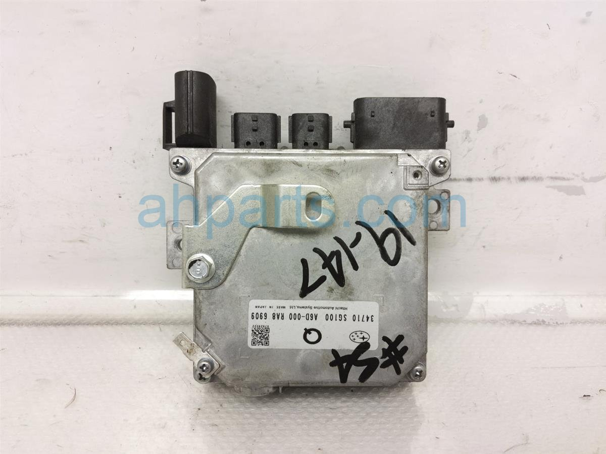 2017 Subaru Forester Power Steering Control Unit 34710sg100 Replacement