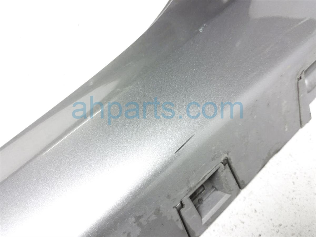 2012 Mazda Miata Rocker Trim Driver Side Skirt / Molding   Silver NHY2 51 P50 86 Replacement