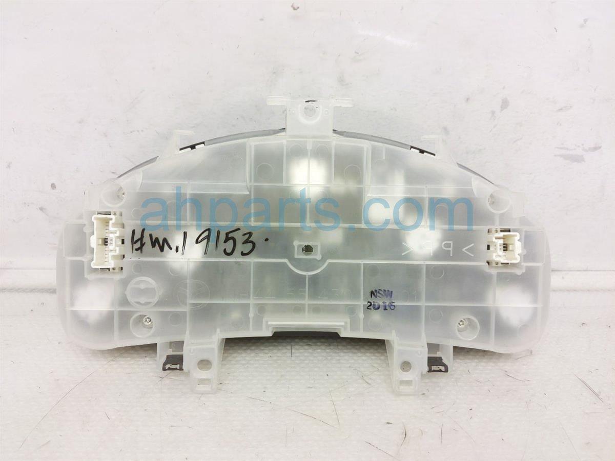 2012 Mazda Miata Speedometer / Gauge Speedo Instrument Cluster   60k Mile NH4455430 Replacement
