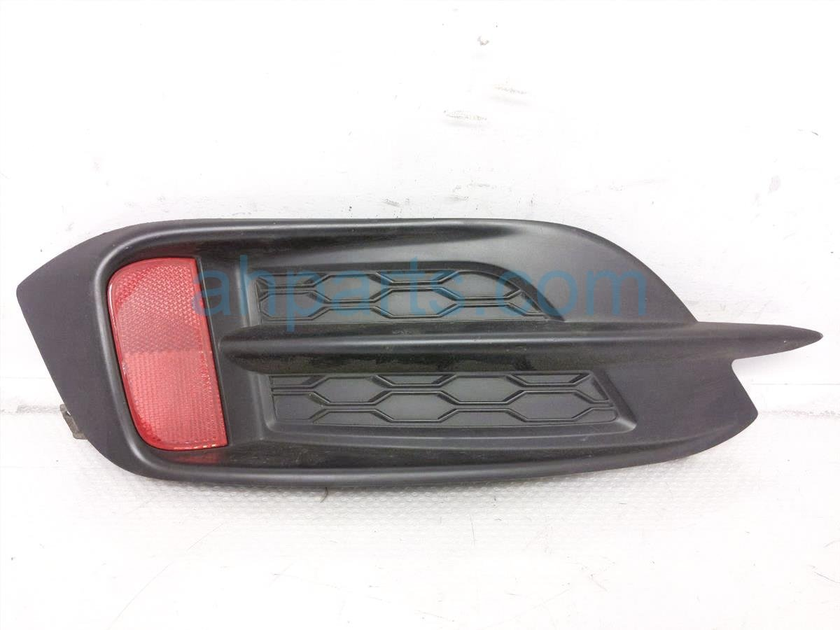 2016 Honda Civic Rear Passenger Bumper Trim 71503 TBA A00 Replacement