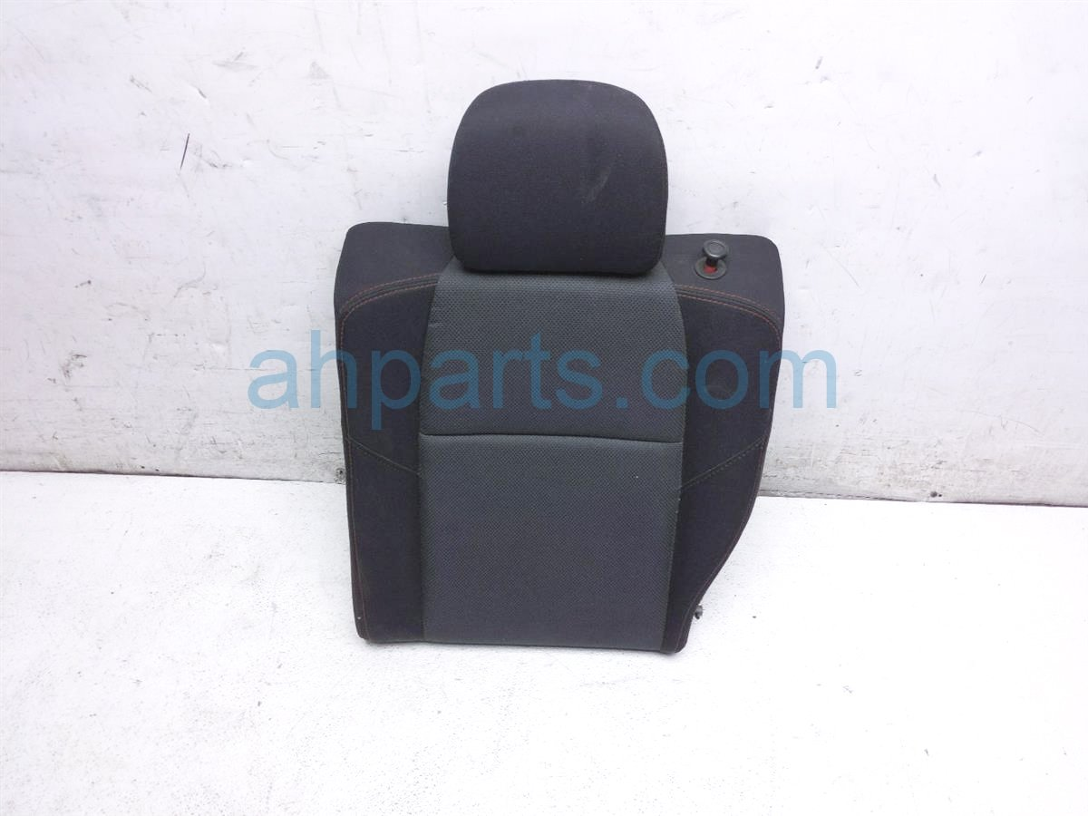 2015 Subaru WRX Back (2nd Row) Rear Driver Seat Top Portion 64351VA000VH Replacement