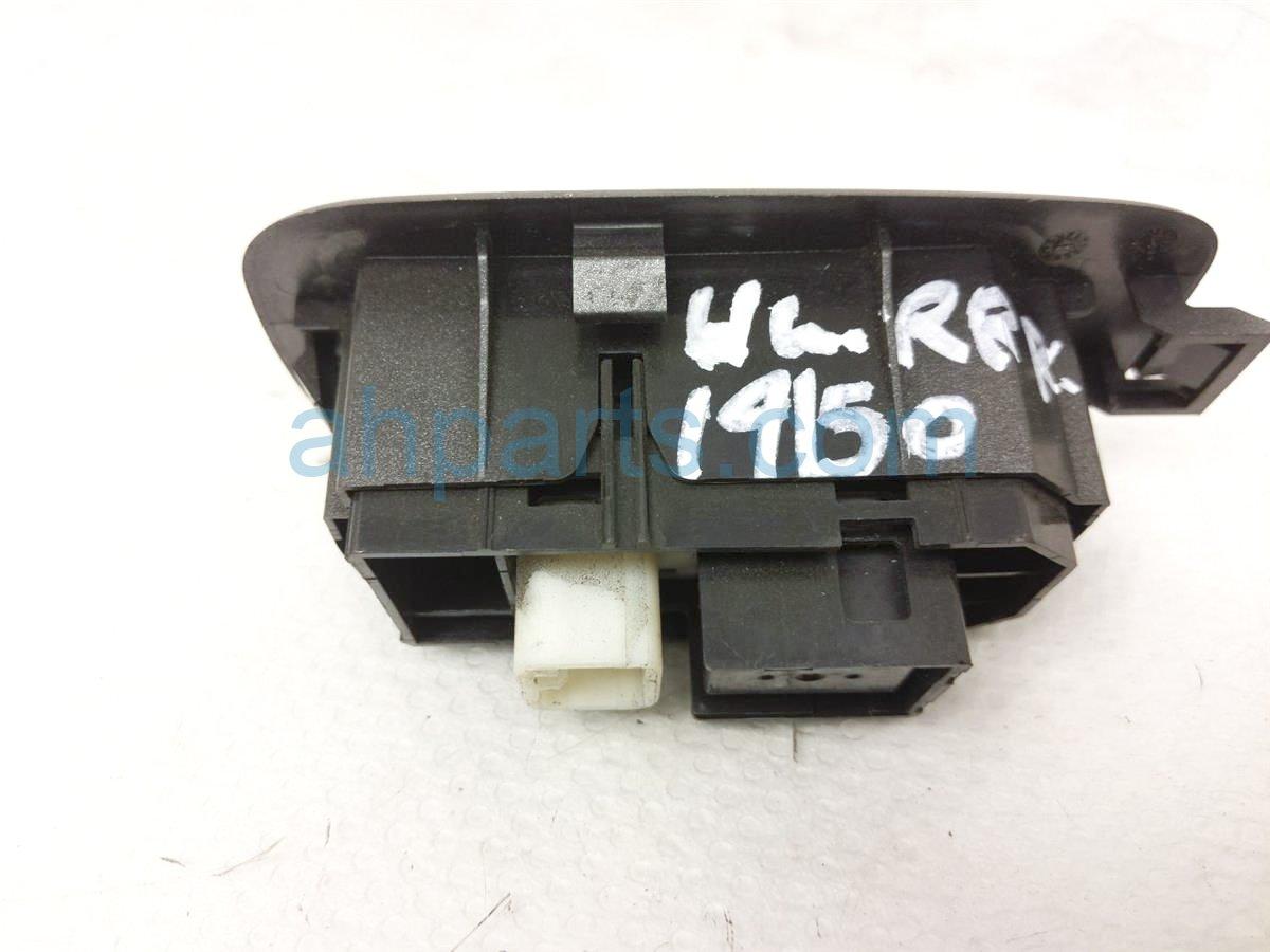 2003 Lexus Is300 Power / Control Rear Passenger Window Switch 84030 53010 C0 Replacement