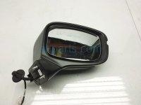 $199 Honda RH SIDE REAR VIEW MIRROR - BLACK LX