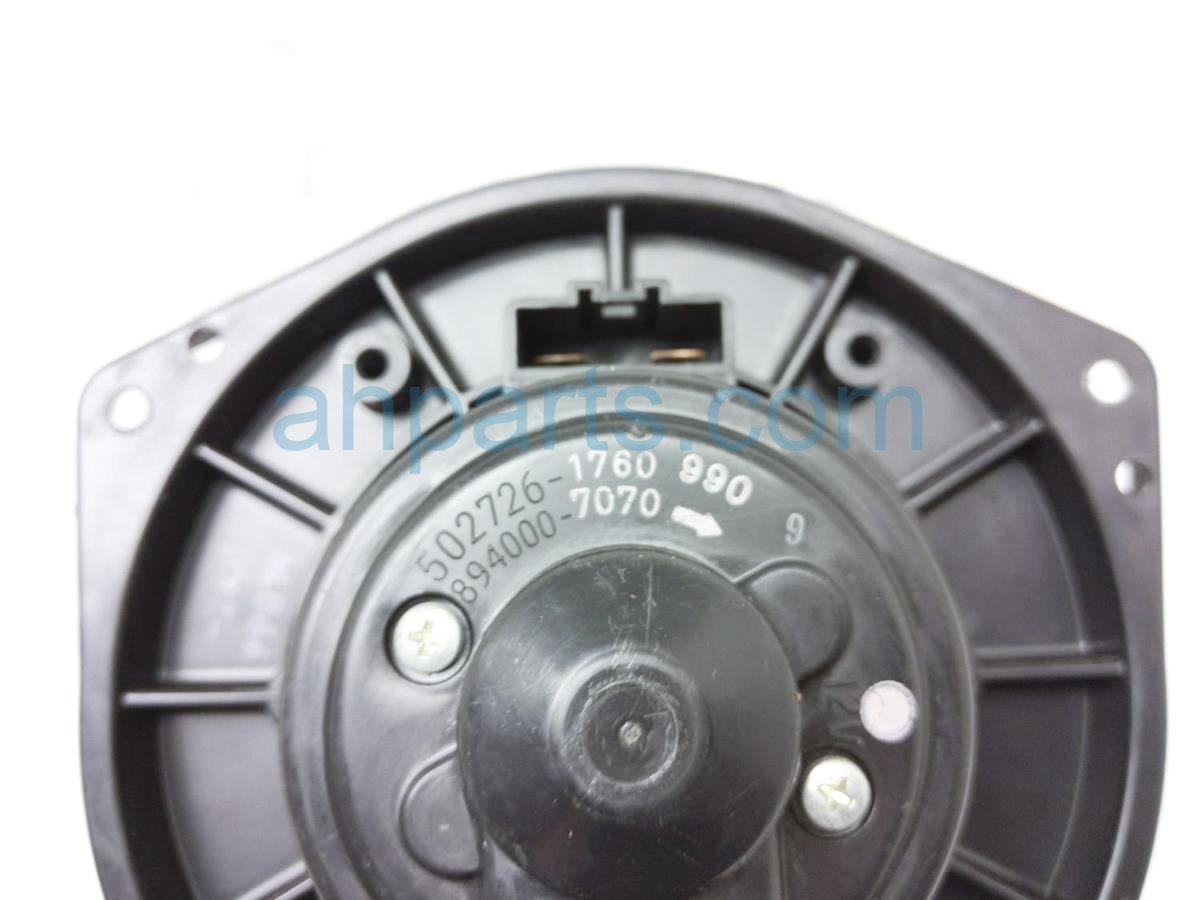 2010 Subaru Impreza Air Blower Motor 72223SA030 Replacement