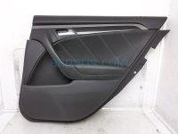 $125 Acura RR/RH INTERIOR DOOR PANEL - BLACK