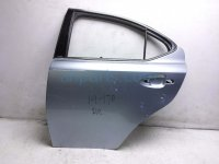 $265 Lexus RR/LH DOOR - LIGHT BLUE- SHELL ONLY