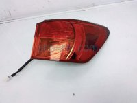 $65 Lexus RH TAIL LAMP / LIGHT (ON BODY)