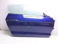 $775 Ford RH DOOR - BLUE - NO MIRROR / PANEL