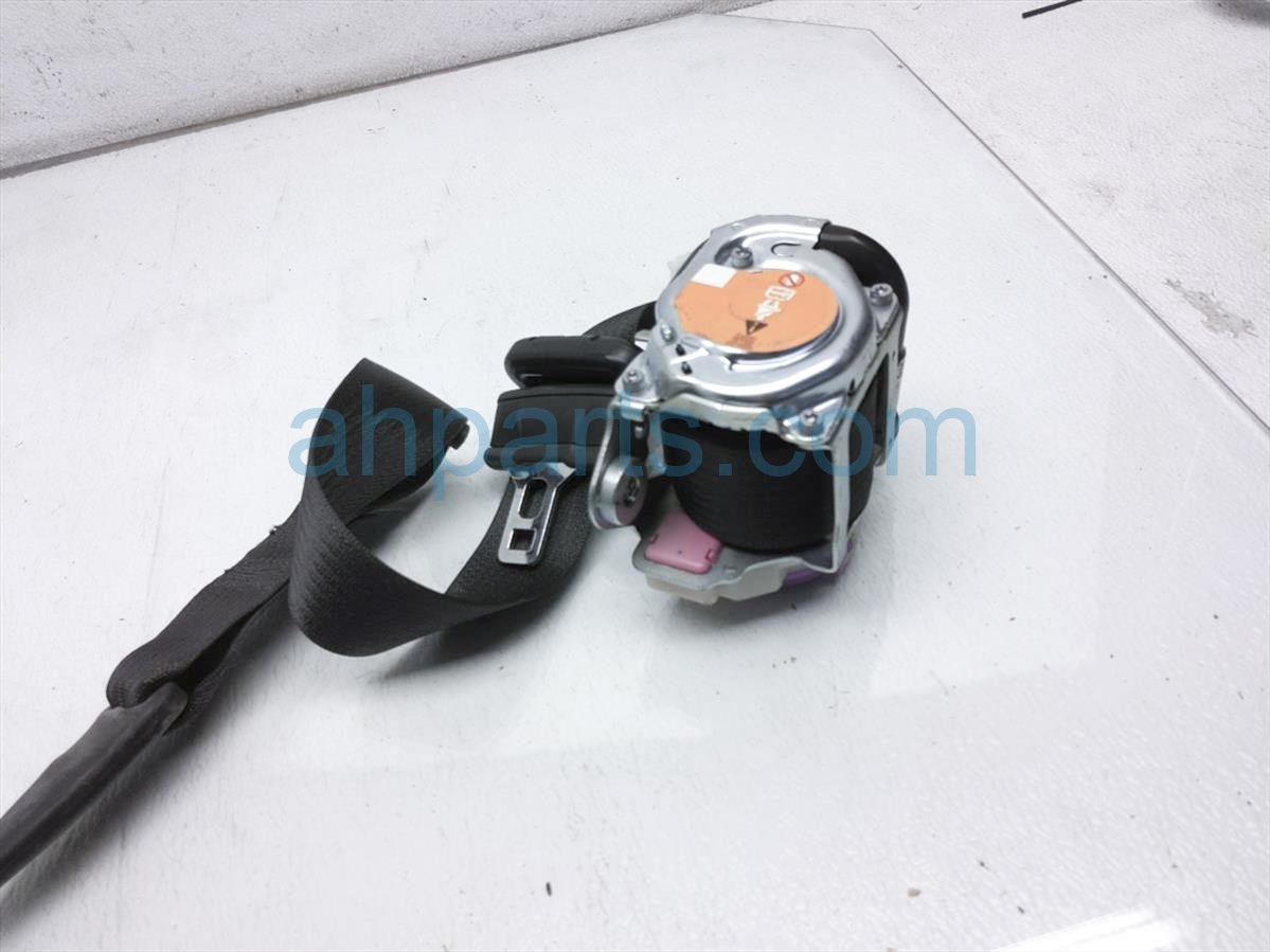 2015 Ford Mustang Front Passenger Seat Belt Black FR3Z 63611B08 AB Replacement
