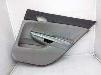 $75 Honda RR/RH INTERIOR DOOR PANEL - GREY/BLK